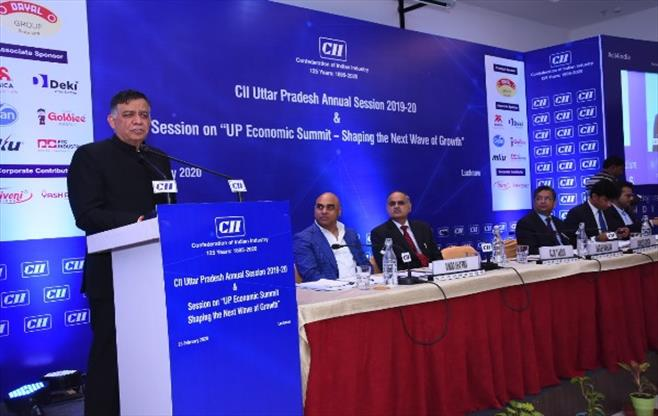 CII Uttar Pradesh State Annual Session