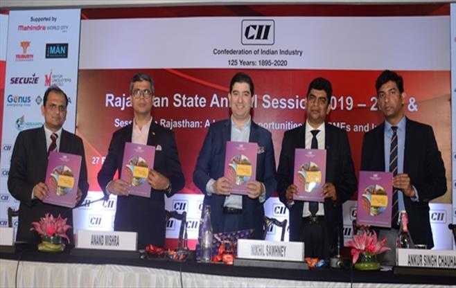 CII Rajasthan Annual Session