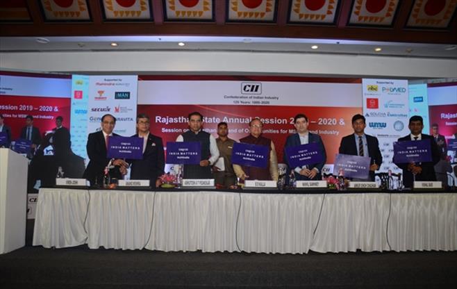 CII Rajasthan Annual Session