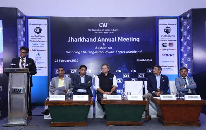 CII Jharkhand Annual Meeting