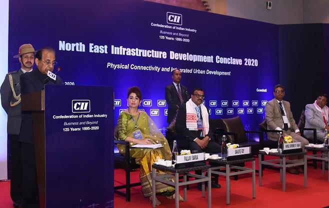 NE Infrastructure Development Conclave