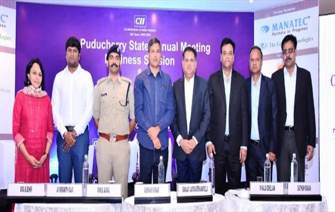 CII Puducherry Annual Meeting 2019-20