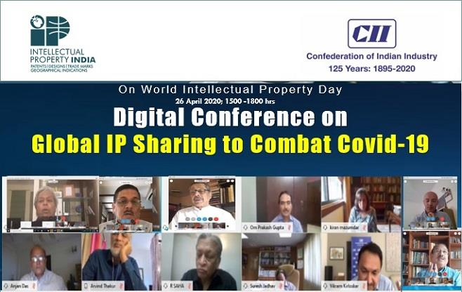 Digital Conference on Global IP Sharing