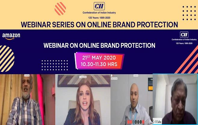Webinar on Online Brand Protection