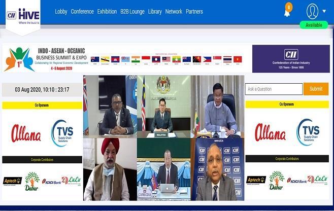 1st Indo Asean Oceanic Business Summit