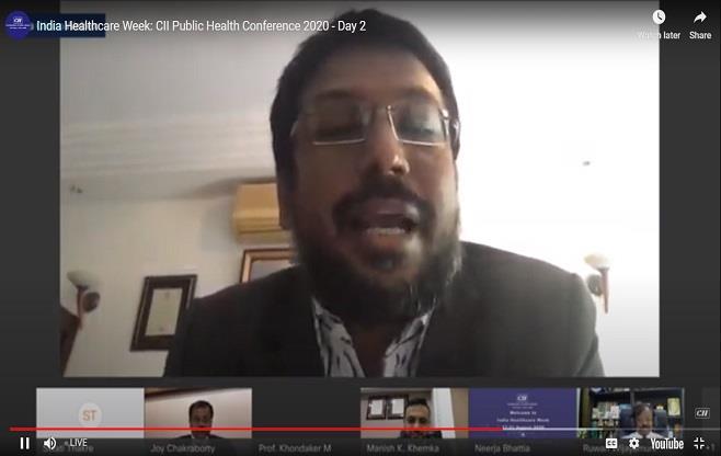 India Healthcare Week & Public Health