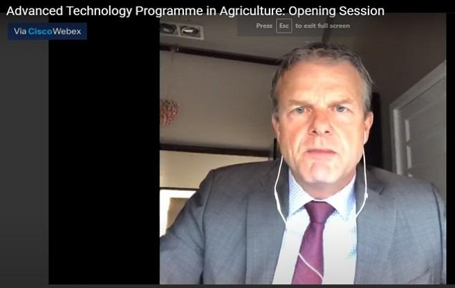Adv.Technology Programme in Agriculture
