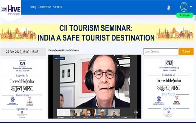 Celebrating World Tourism Day