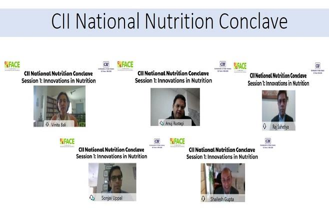 CII National Nutrition Conclave 2020