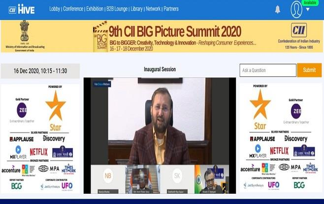 9th CII Big Picture Summit 2020