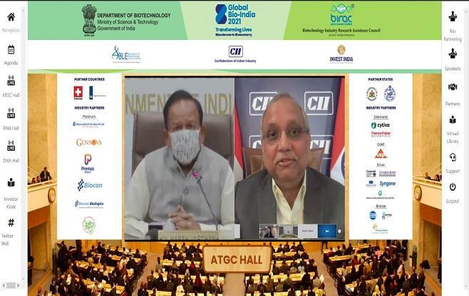 Global Bio-India 2021