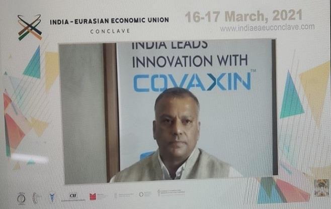 India EAEU Conclave 2021