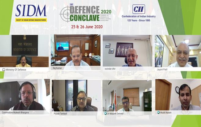 3rd Defence Conclave