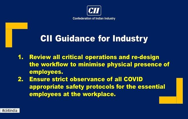 CII Guidance for Industry