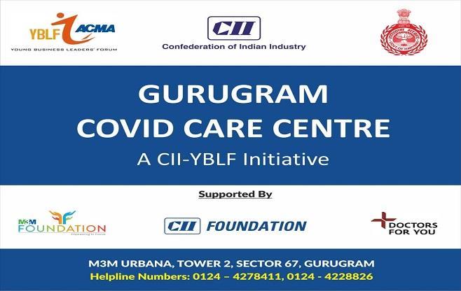 Inauguration of Covid Care Centre