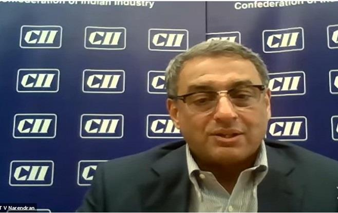 CII President Press Conference
