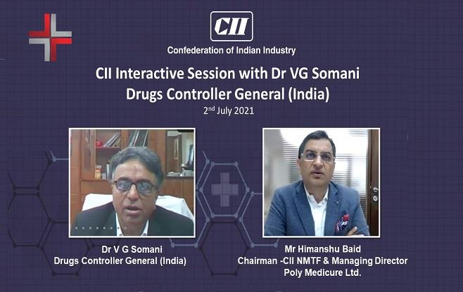 Interactive Session with Dr V G Somani