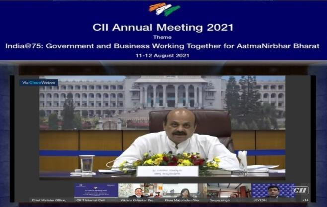 CII Annual Meeting 2021