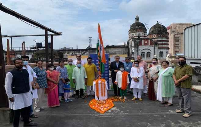 CII Eastern Region celebrating India@75