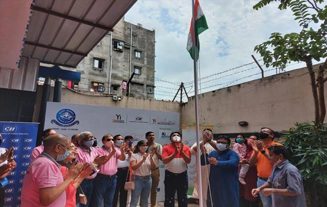 Yi Kolkata &Howrah celebrating India@75