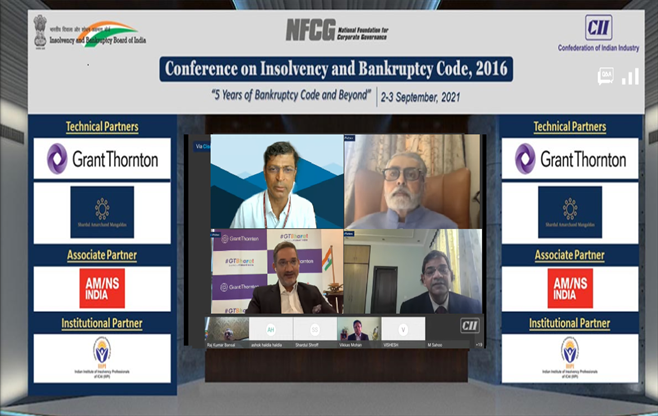 Conference on IBC, 2016