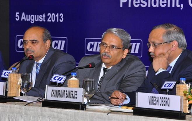 Interaction with President CII