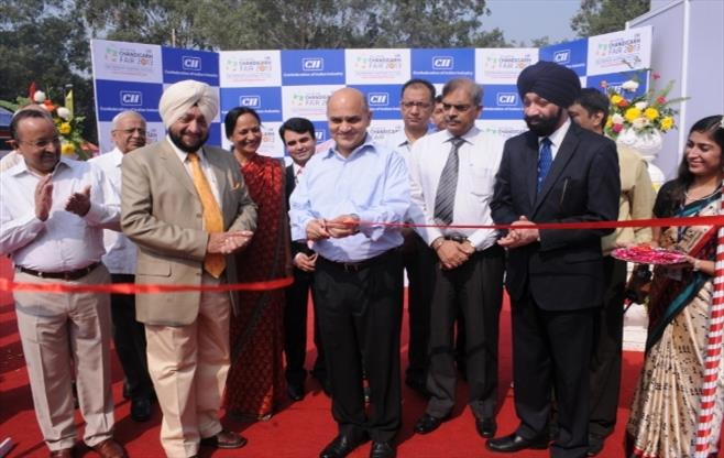 CII Chandigarh Fair 2013