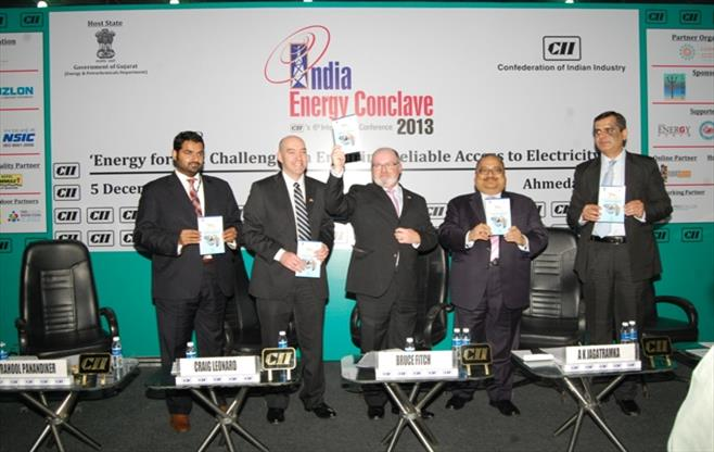 CII Indian Energy Conclave 2013
