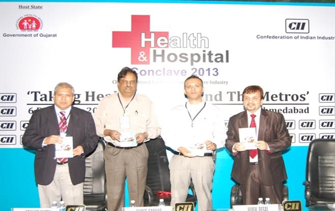 Health & Hospital Tech Conclave 2013