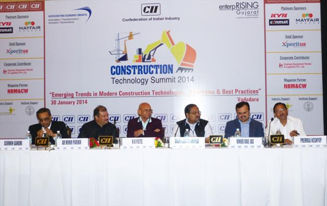 Construction Technology Summit 2014