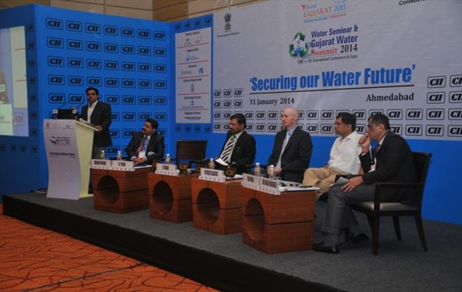 5th CII Gujarat Water Summit 2014