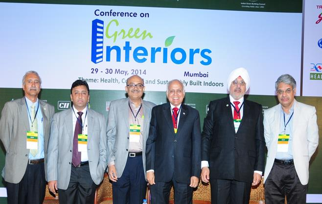 Conference on Green Interiors