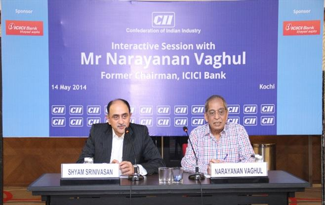 Interactive Session with Mr Narayan Vag