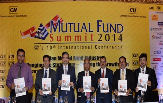 CII Mutual Fund Summit 2014