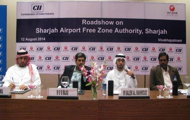 Session on Sharjah Airport Free Zone Au