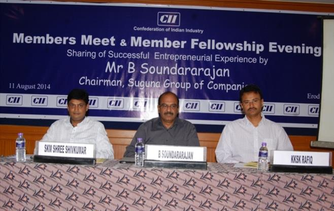 Members Meet & Member Fellowship Evenin