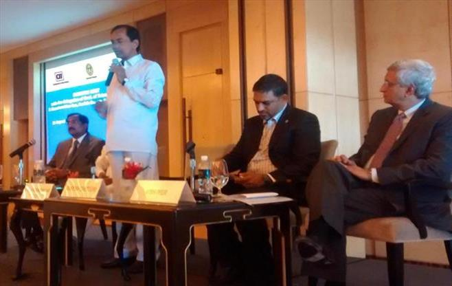 CII Business meet in Singapore