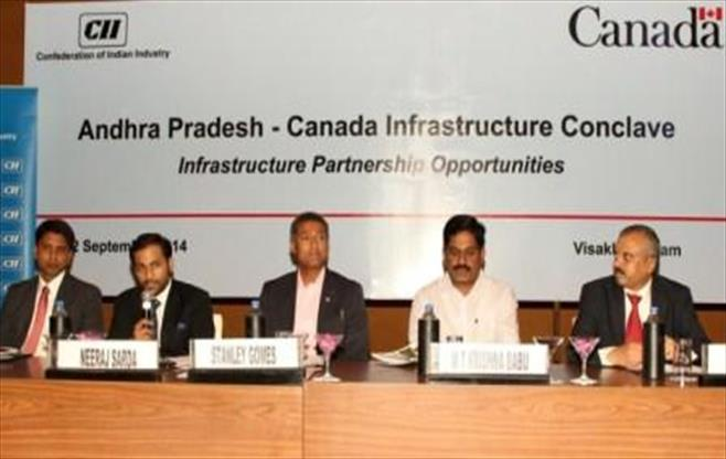 Andhra Pradesh - Canada Infrastructure