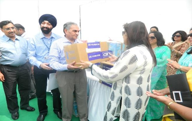 CII J & K Disaster Relief