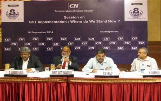Session on GST Implementation