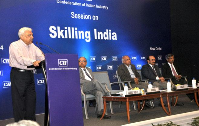 Session on Skilling India