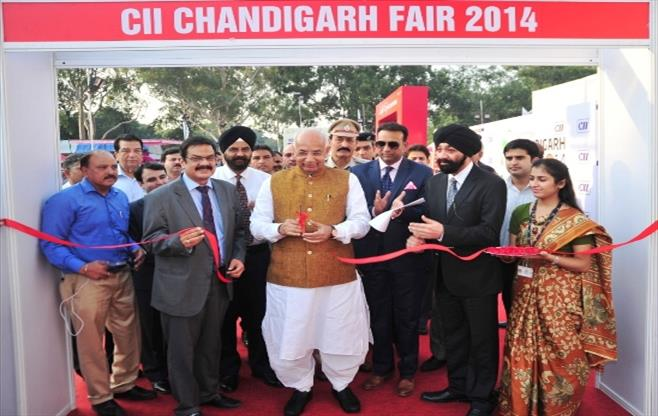 CII Chandigarh Fair 2014