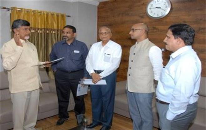 Chief Minister of Andhra Pradesh
