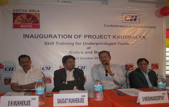 Inauguration of Project Kaushalya