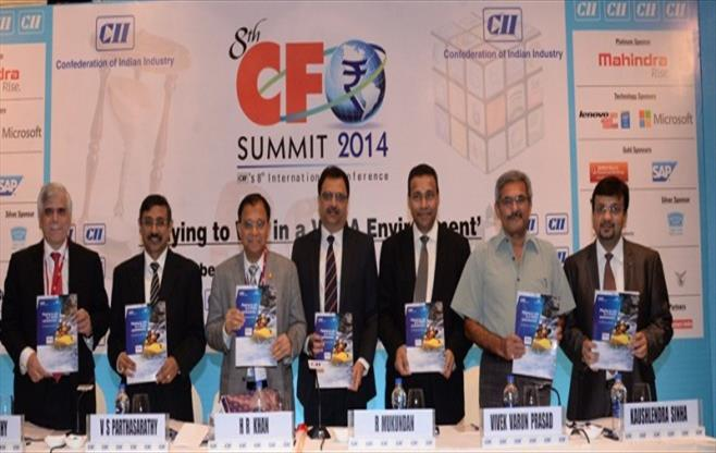CII 8th CFO Summit 2014