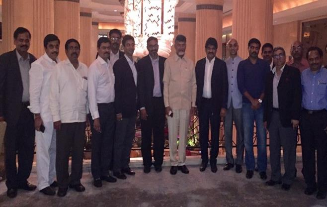 Delegation to Singapore