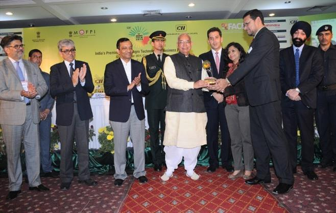 CII Agro Tech 2014 Awards
