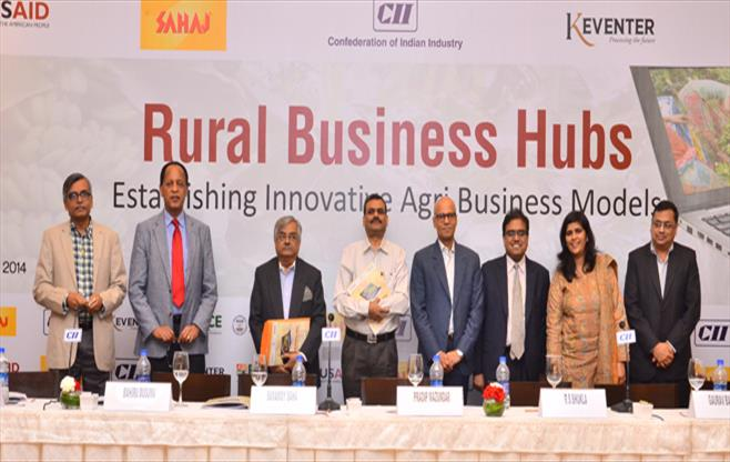 Rural Business Hubs