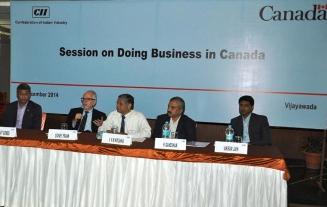 Session on Doing Business In Canada