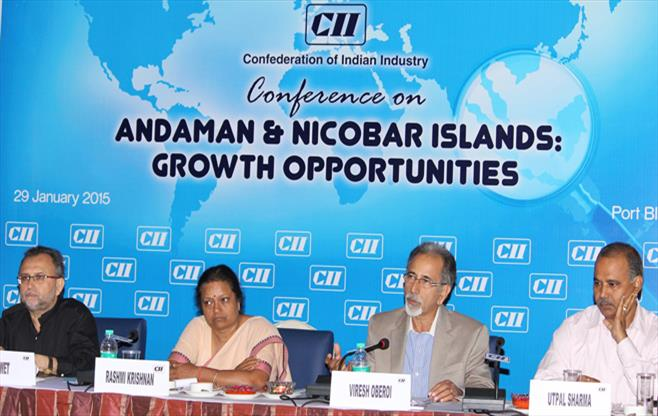 Andaman & Nicobar- Growth Opportunities